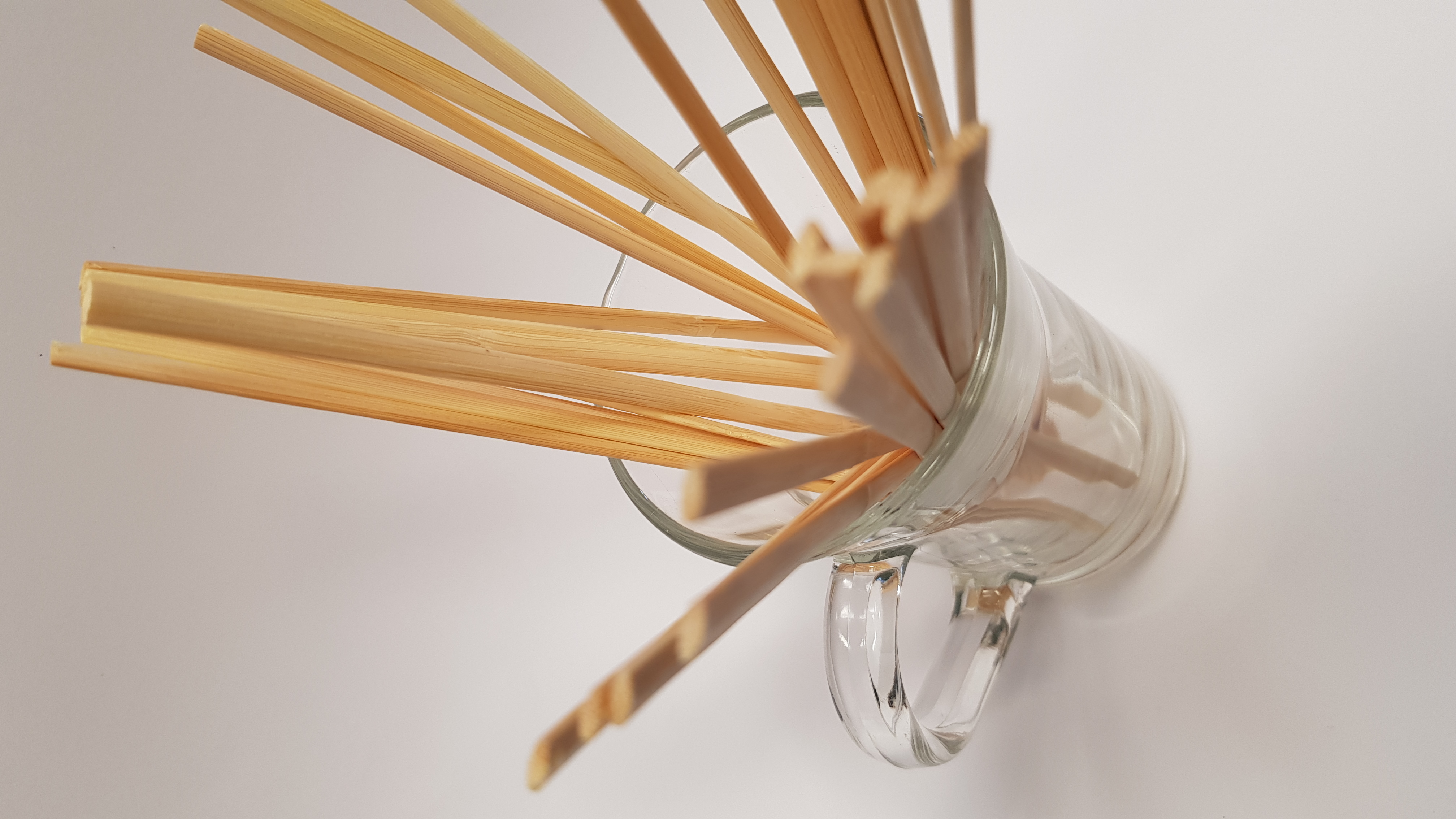 Bamboo Stirrers 7.5