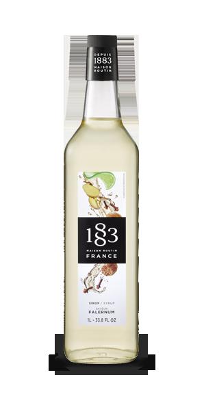 1883 Syrup Falernum 1L Glass bottle