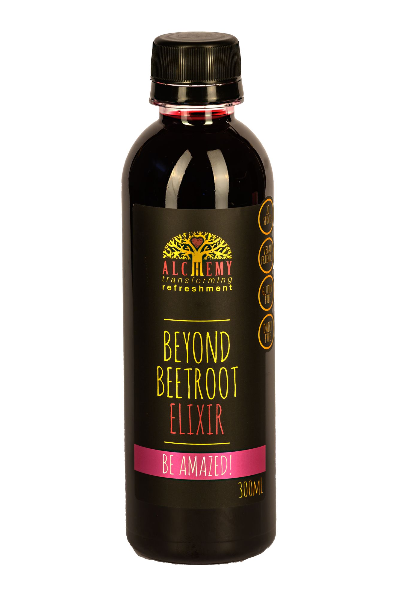Alchemy Beyond Beetroot 300ml bottles