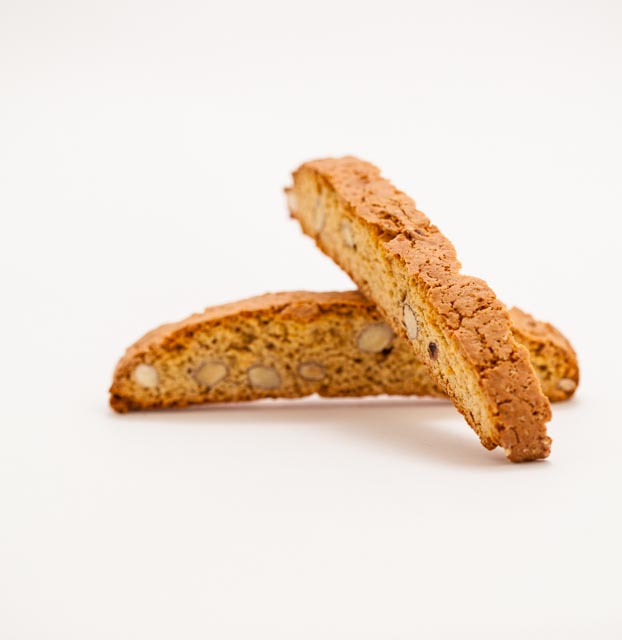 Almond Biscotti Individually Retail Wrapped