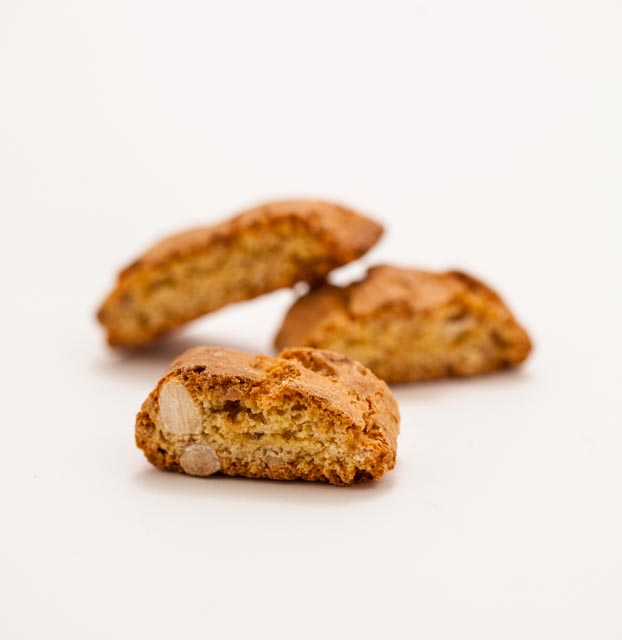 Almond Cantuccini Individually Wrapped From Amaretti Virgina