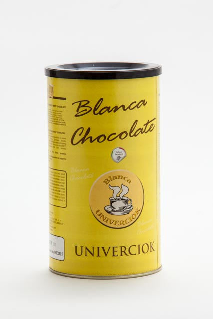 Univerciok - White Drinking Chocolate 1kg
