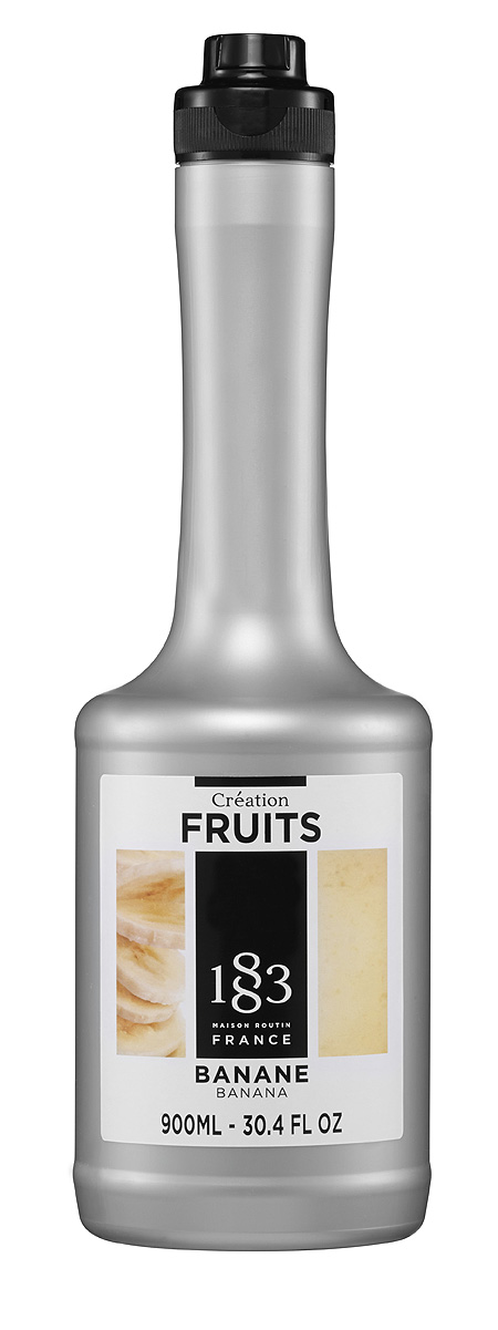 1883 Creation Fruit Puree - Banana 900ml