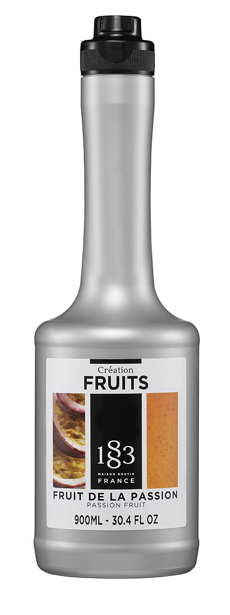 1883 Creation Fruit Puree - Passion Fruit 900ml