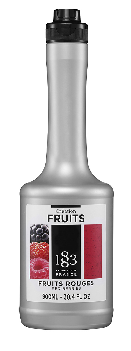 1883 Creation Fruit Puree - Red Berries 900ml