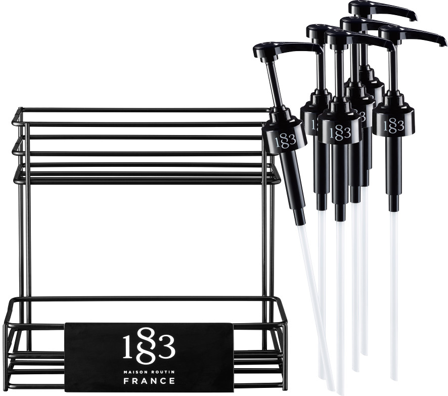 1883 Starter Kit With Pumps And Display Stand