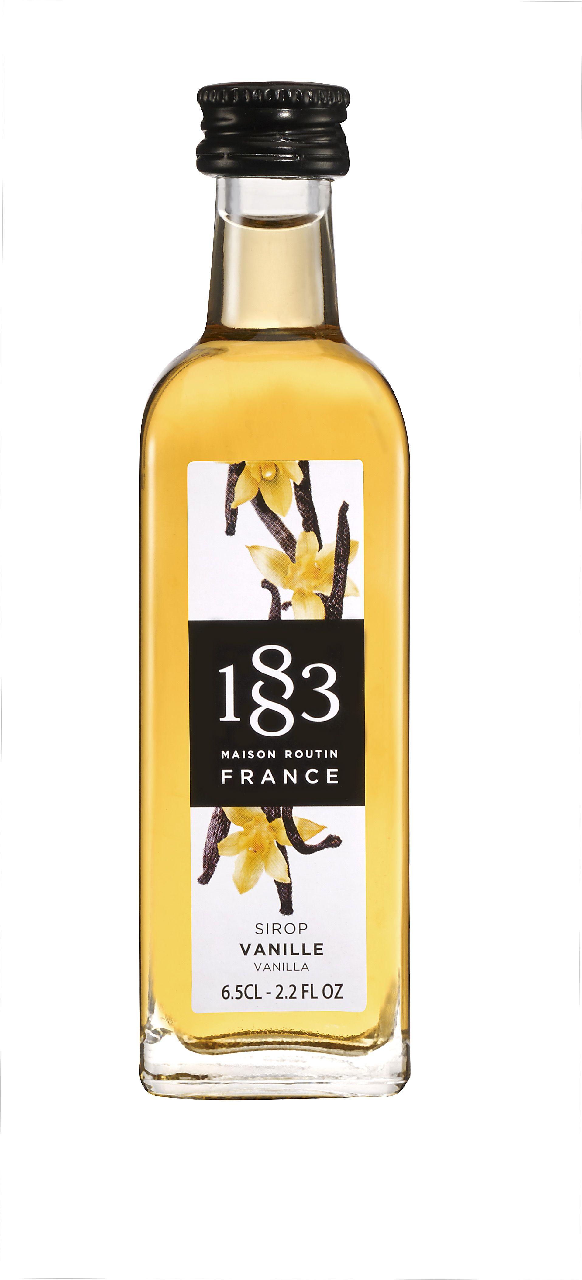 1883 Syrup Vanilla 6.5cl Miniature