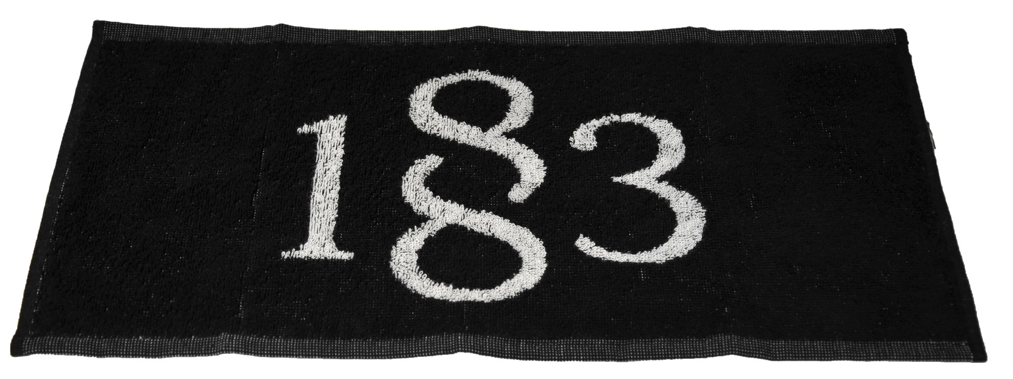 1883 Logo Bar Towel for Counter Tops