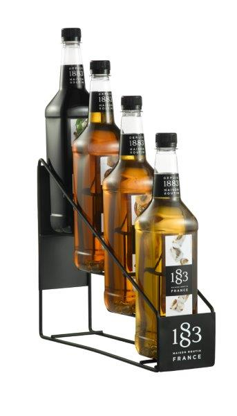 1883 Routin Display Stand (Black) 4 Bottle