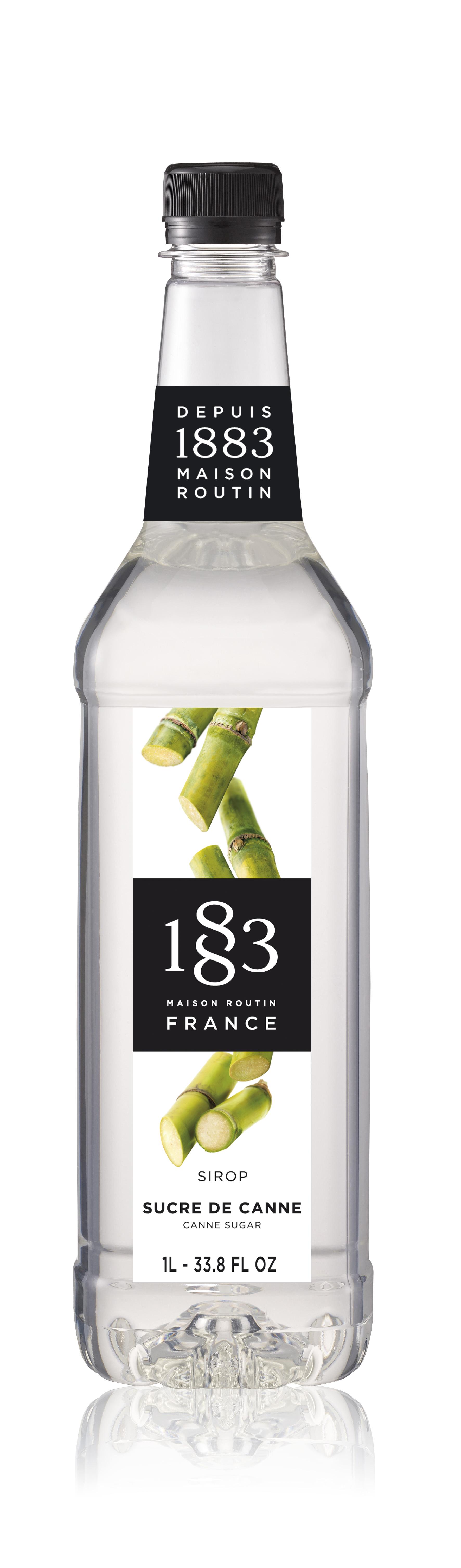 1883 Syrup Cane Sugar  1L PET Plastic Bottle