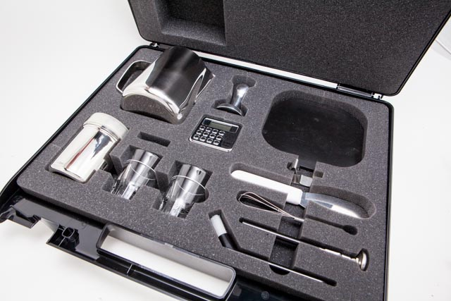 Barista Case - Complete Without Tamper