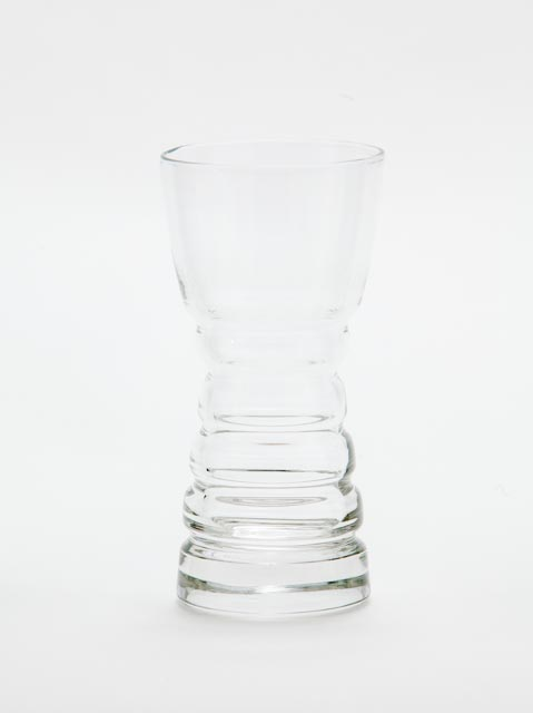 Barista Tempered Cappuccino Glass - 7.75floz