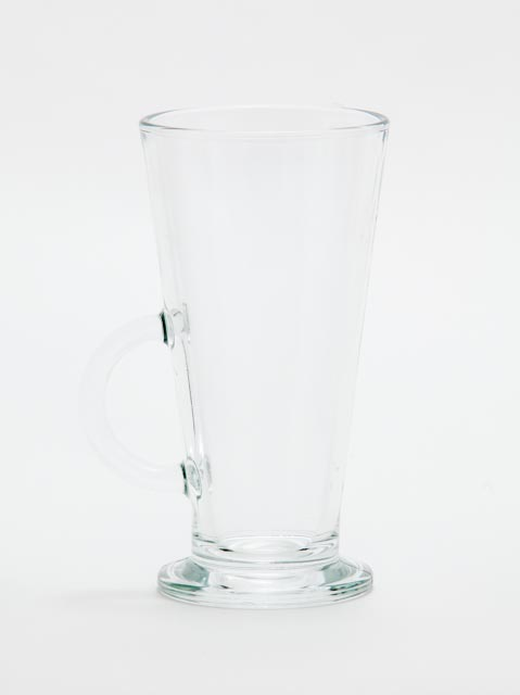 Conical Latte Glass - 9floz