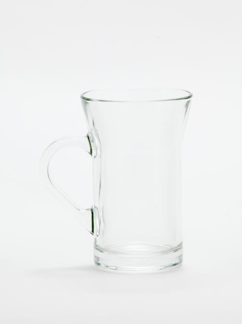 Tazza Latte/Ceylon Glass - 8floz